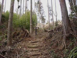 岩屋城 -美作の城ー