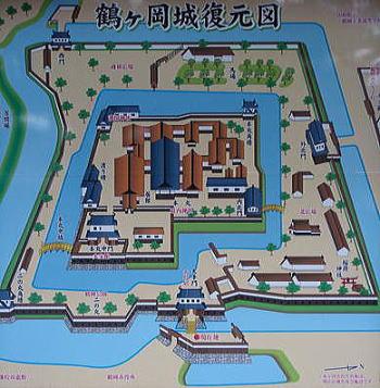 鶴ヶ岡城 -出羽の城ー