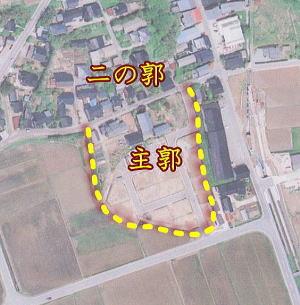 吉井城 -佐渡の城ー