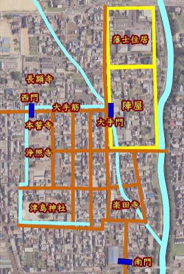 田原本陣屋 -大和の城ー