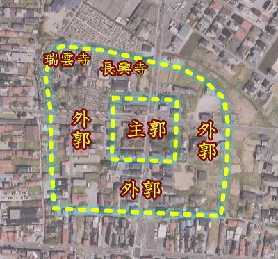 中新田城 -陸奥の城ー
